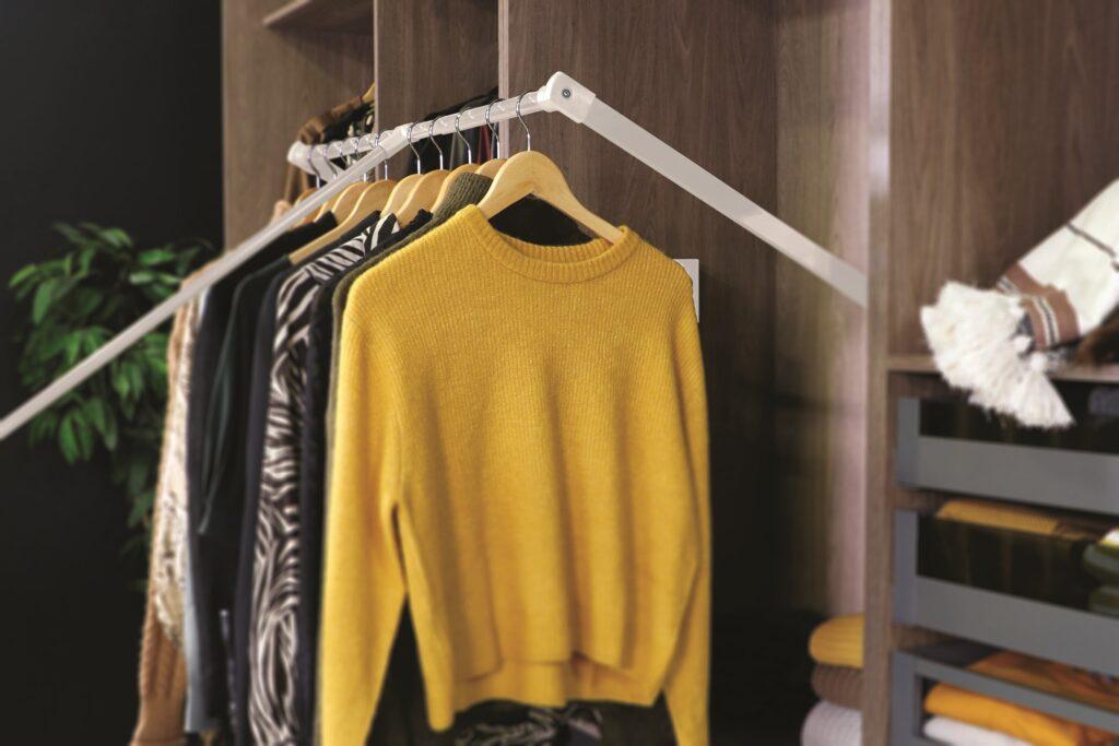 Porządki w garderobie